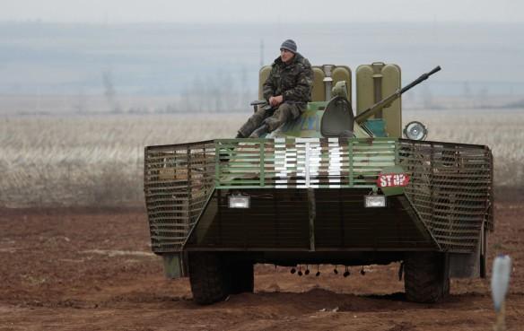 Владимир Зеленский не смог остановить войну в Донбассе. Фото: www.globallookpress.com