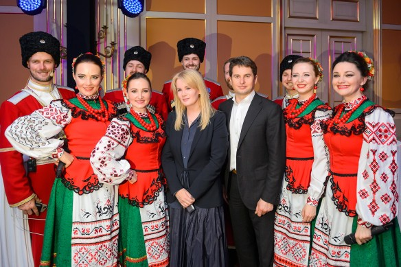 Наталья Алексеевна Сергунина (по центру). Фото: Пресс-служба