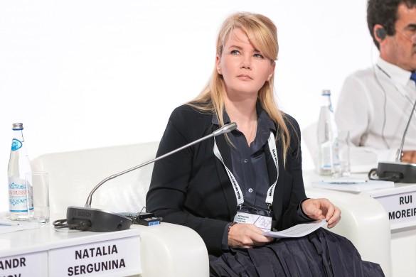 Политический деятель Наталья Сергунина. Фото: Пресс-служба