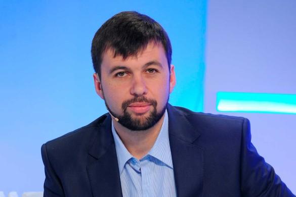 Денис Пушилин высказался о Владимире Зеленском. Фото: www.globallookpress.com