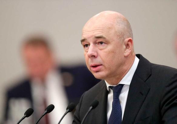 Антон Силуанов. Фото: duma.gov.ru