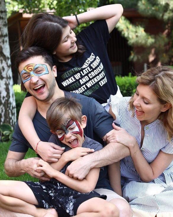 Владимир Зеленский. Фото: instagram.com/zelenskiy_official