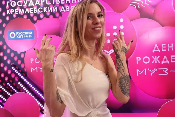 Алиса Салтыкова. Фото: Феликс Грозданов/Дни.ру