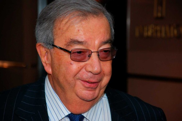 Евгений Примаков. Фото: www.globallookpress.com