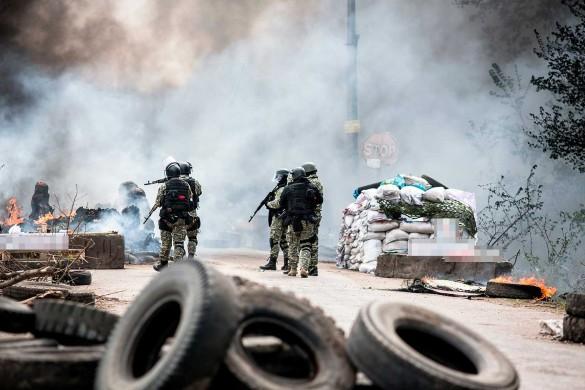 Владимир Зеленский обещал прекратить войну в Донбассе. Фото: www.globallookpress.com