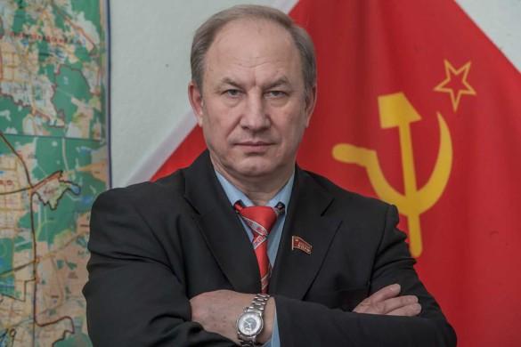 Валерий Рашкин. Фото: msk.kprf.ru