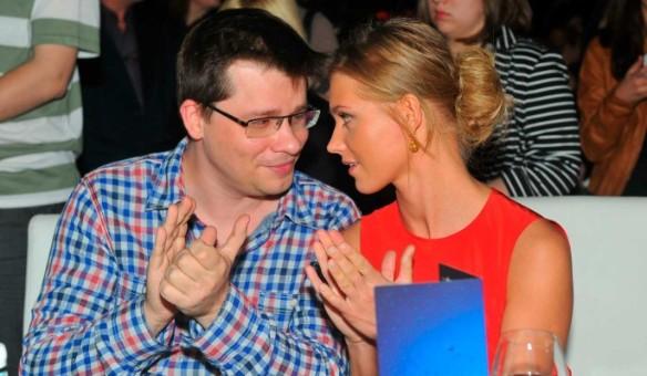 Гарик Харламов и Кристина Асмус. Фото: www.globallookpress.com