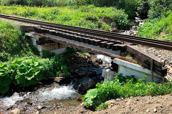 Железная дорога, которую реконструирует СК МОСТ Руслана Байсарова