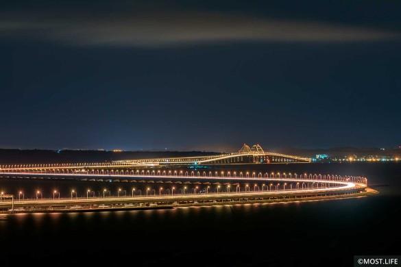 Крымский мост свяжет полуостров с Москвой и Санкт-Петербургом. Фото: most.life
