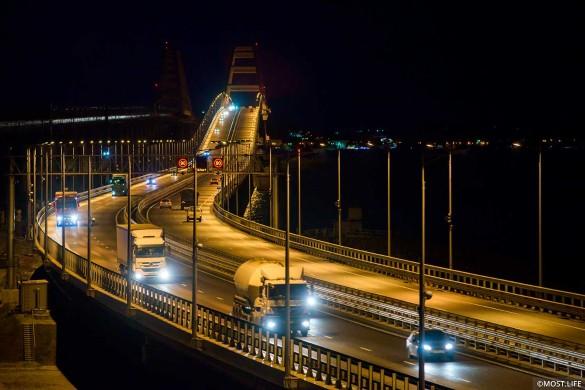Благодаря Крымскому мосту туризм на полуострове активно развивается. Фото: most.life