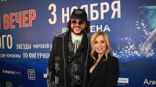 Филипп Киркоров и Лара Фабиан. Фото: Пресс-служба