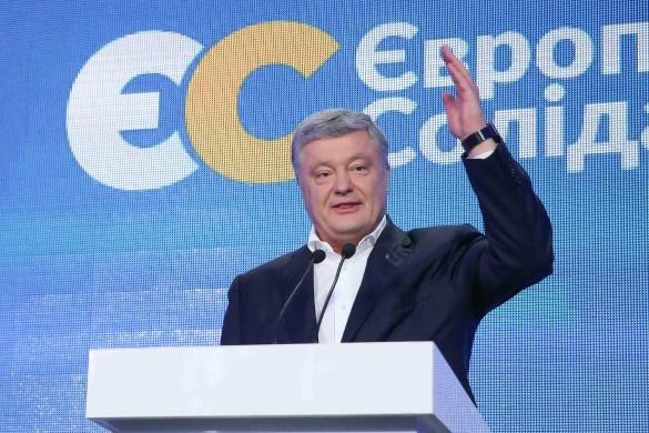 Петр Порошенко; Украина; 2019. Фото: www.globallookpress.com