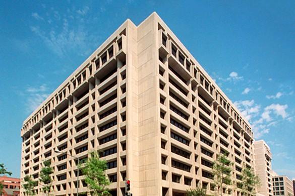 Штаб-квартира Международного валютного фонда. МВФ и Зеленский. Фото: commons.wikimedia.org