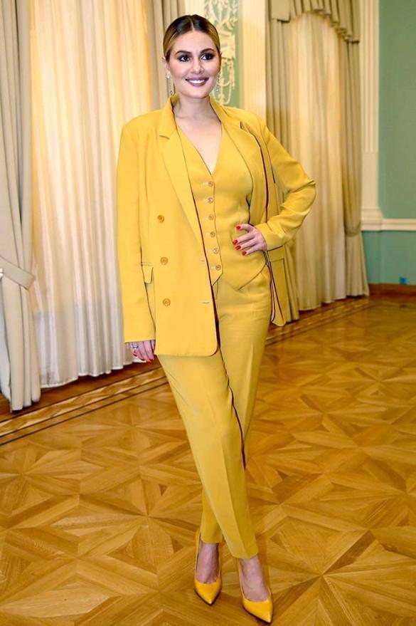 Мария Кожевникова. Фото: Сергей Бобылев/ТАСС