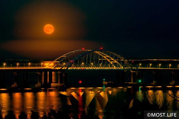 Крымский мост дал толчок развитию региона. Фото: most.life