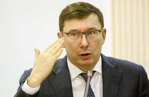 Юрий Луценко – кум Петра Порошенко; Украина; новости. Фото: www.globallookpress.com