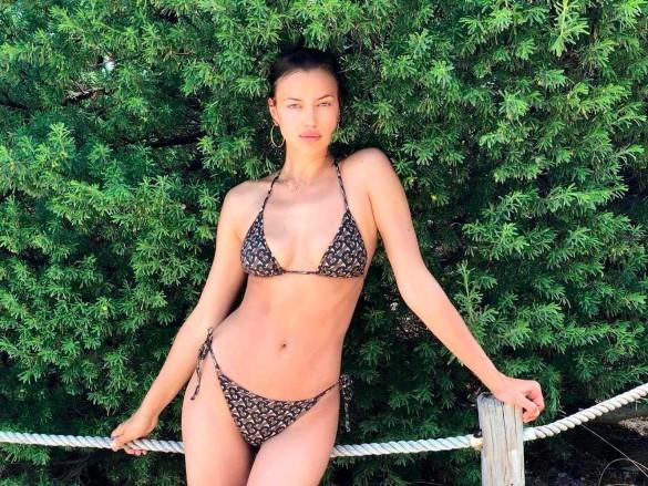 Ирина Шейк. Фото: www.globallookpress.com