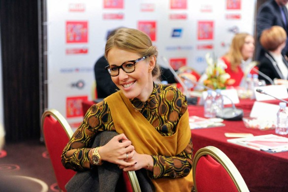 Ксения Собчак. Фото: www.globallookpress.com