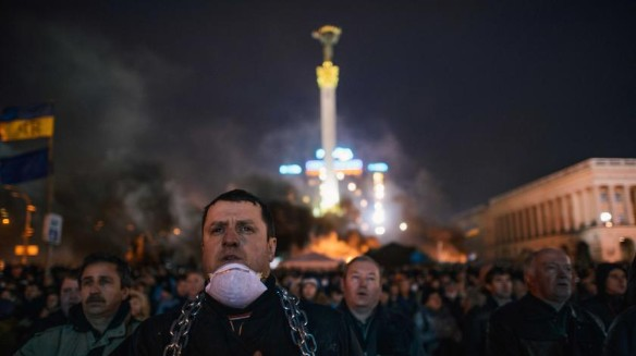 Украина, новости, Майдан, Небесная сотня. Фото: www.globallookpress.com