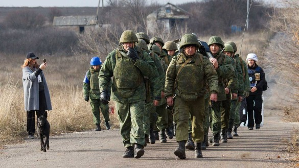Украина, новости, Донбасс. Фото: www.globallookpress.com