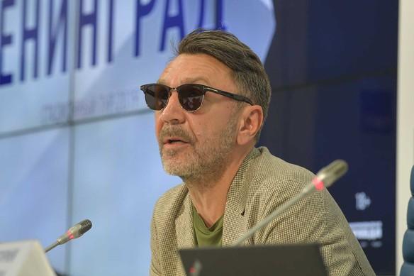 Сергей Шнуров. Фото: www.globallookpress.com