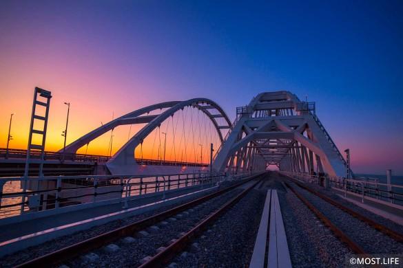 Крымский мост, новости. Фото: most.life/multimedia