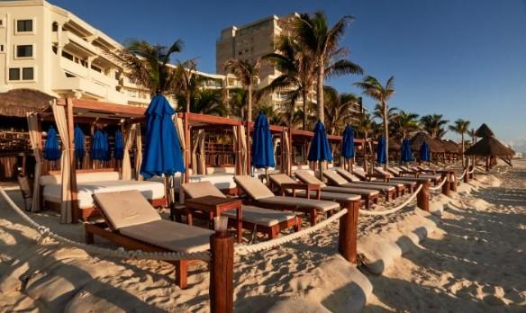 Отель Beach Palace. Фото: пресс-служба