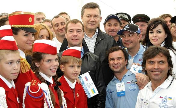 Анастасия Заворотнюк. Фото: kremlin.ru/