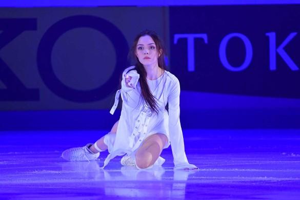 Евгения Медведева. Фото: www.globallookpress.com