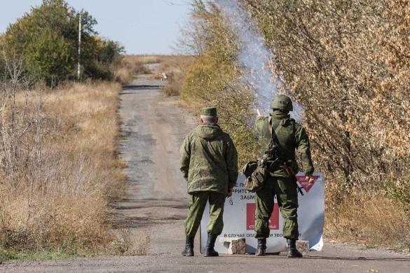 Война в Донбассе новости. Фото: www.globallookpress.com