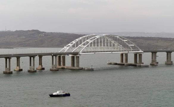 Крымский мост новости. Фото: Kremlin Pool/www.globallookpress.com
