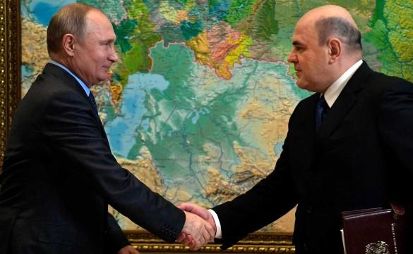 Фото: Kremlin Pool/www.globallookpress.com