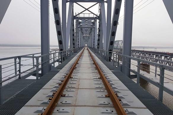Мост через реку Дон, построенный компанией Руслана Байсарова, скоро будет введён в эксплуатацию