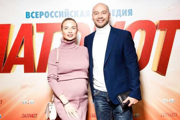 Андрей и Кристина Черкасовы. Фото: Пресс-служба
