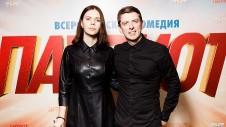 Ярослав Гулбис с избранницей. Фото: Пресс-служба