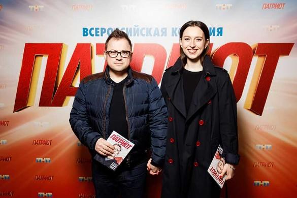 Андрей Гайдулян и Александра Велескевич. Фото: Пресс-служба