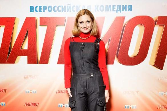Карина Мишулина. Фото: Пресс-служба