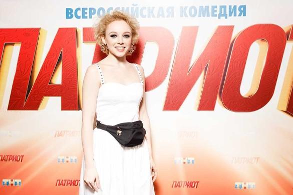 Анастасия Талызина. Фото: Пресс-служба
