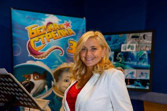 Ирина Пегова. Фото: пресс-служба