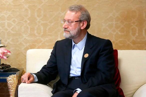 Али Лариджани. Фото: duma.gov.ru