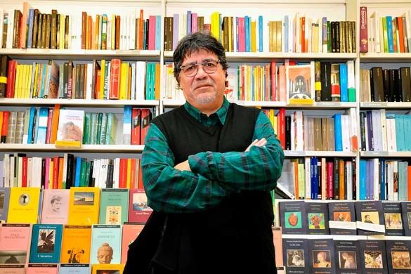 Луис Сепульведа. Фото: Cano/Fotogramma/Ropi/www.globallookpress.com