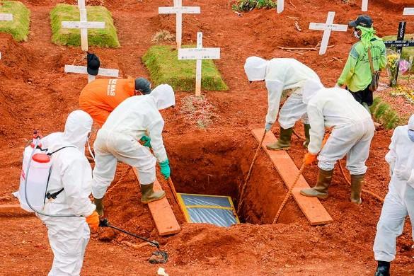 Фото: Ahmad Soleh / INA Photo Agency v/www.globallookpress.com
