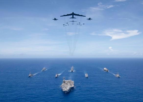 Фото: US Navy/Navy Office of Information/www.globallookpress.com