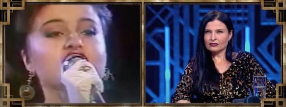 Певица Светлана Владимирская тогда и сейчас. Фото: кадр youtube.com