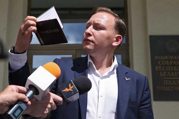 Андрей Дмитриев. Фото: Наталия Федосенко/ТАСС