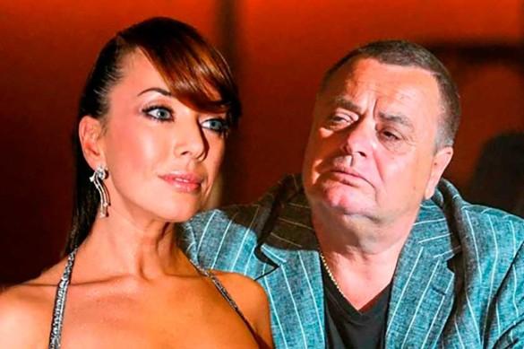 Жанна Фриске и Владимир Копылов. Фото: Дни.ру
