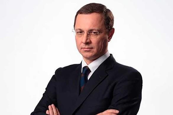 Ведущий аналитик QBF Олег Богданов. Фото: пресс-служба