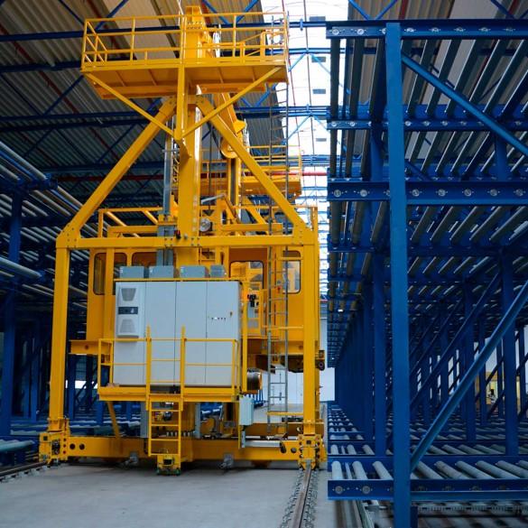 После покупки VG Cargo Александр Удодов инвестировал в строительство собственных складских помещений.
