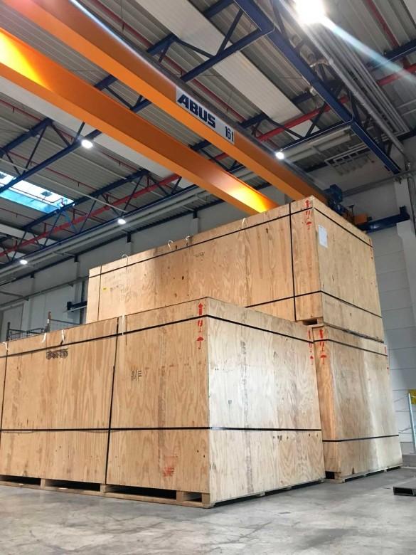 За первое полугодие 2020 года компания Удодова обработала 55 тысяч тонн грузов.
