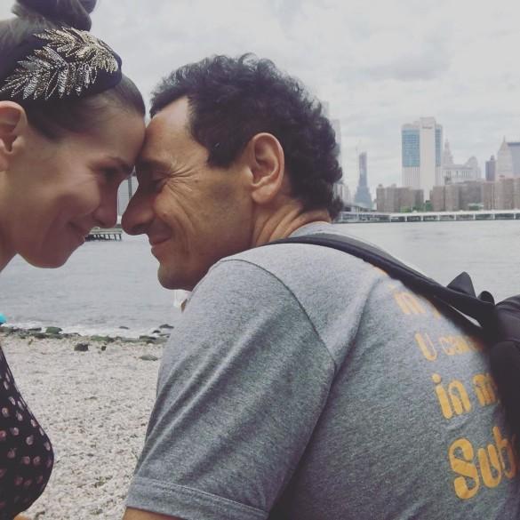 Наталья Орейро и Рикардо Мольо. Фото: nataliaoreirosoy / Instagram